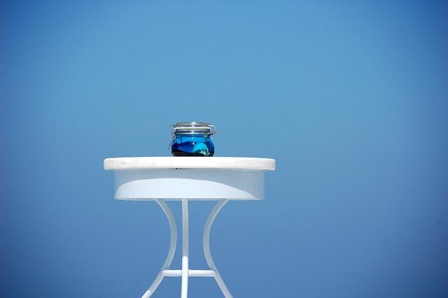Blue, Santorini, Island, Light, Caldera, Oia, Greece