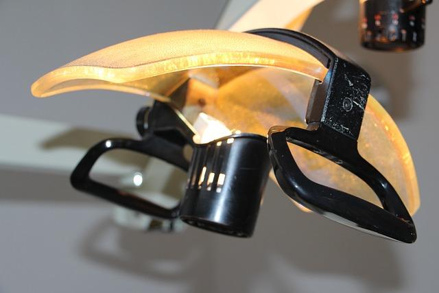 Dentist Lamp, Light, Lamp, Practical Lamp, Dentist