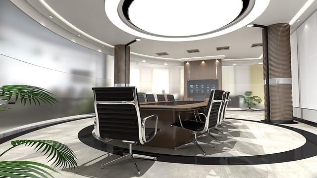 Roundtable, Light, Interior Design, Tv, Multi-screen