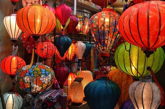 Color, Lampion, Light, Candle, Hell, Red, Shining
