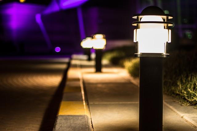Bokeh, Street, Light, Night