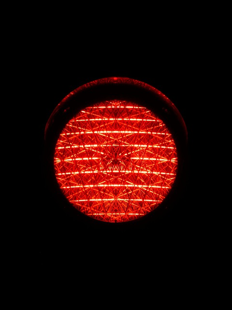 Traffic Lights, Red Light, Red, Light, Traffic Signal