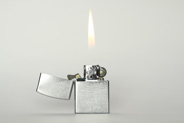 Fire, Lighter, The Flame, Firefox
