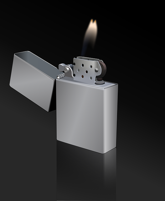 Lighter, Flame, Fire, Cigarette, Pocket, Smokers, Burn