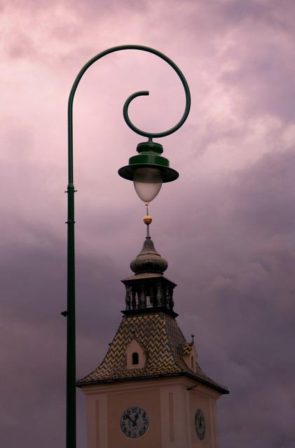 Lighthouse, Building, Sky, Watch, Church, Cloud