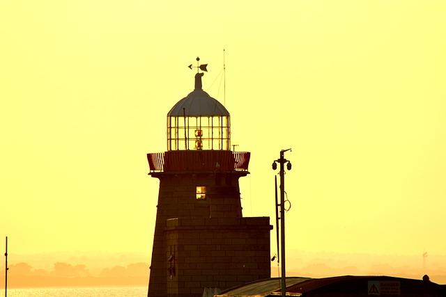 Architecture, Building, Lighthouse, Daymark, Ireland