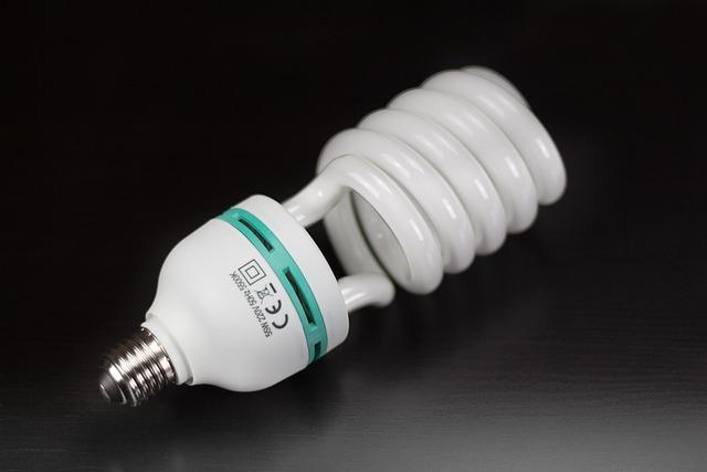 Energiesparlampe, Bulbs, Sparlampe, Lighting, Lamp