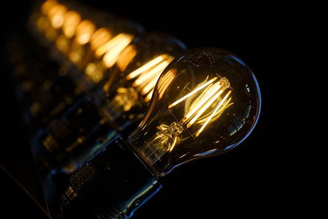 Light Bulbs, Illuminated, Lighting, Ideas