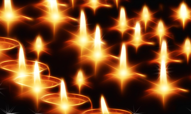 Candles, Light, Lights, Evening, Advent, Christmas