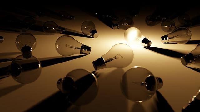 Light, Light Bulbs, Hope, Glow, Shining, Lights, Lamp