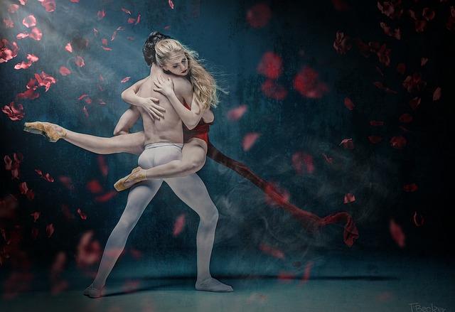 Dance, Light, Joy Of Life, Dancers, Swing, Mood, Lights