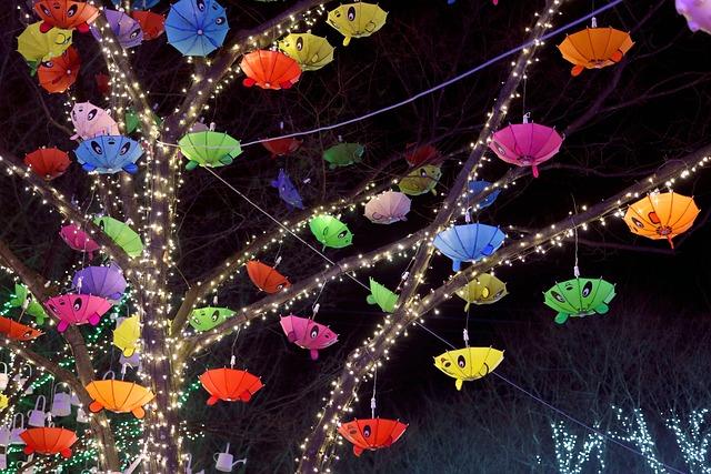 Ornament, Qingdao Provence, Lights, Outdoors, Light