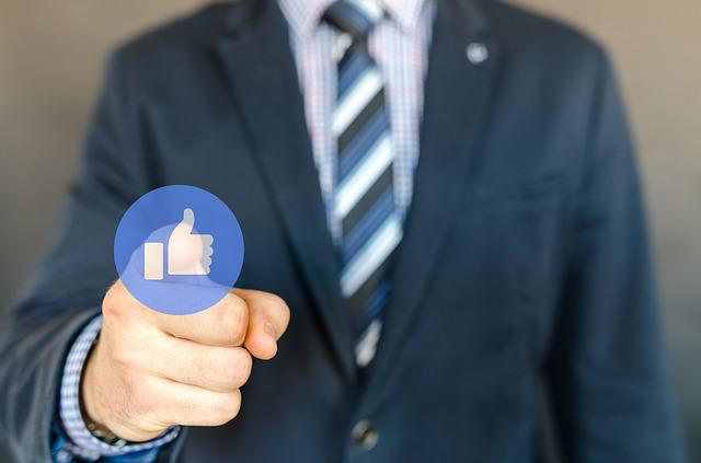 Facebook, Like, Business, Social, Media, Icon, Success