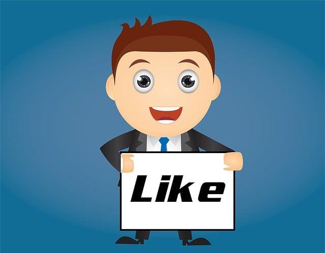 Like, Facebook, Share, Media, Social, Internet, Follow