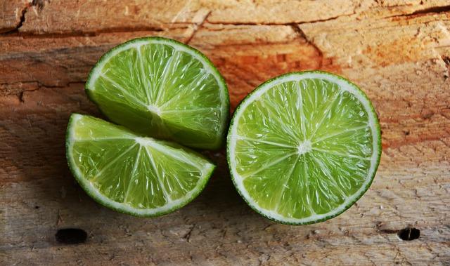 Lime, Citrus Fruit, Sour, Green, Vitamins, Fruit