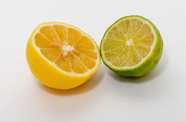 Citrus, Juicy, Fruit, Cut, Juice, Lemon, Lime