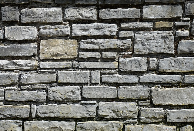 Texture, Masonry, Stones, Old Brick Wall, Limestones