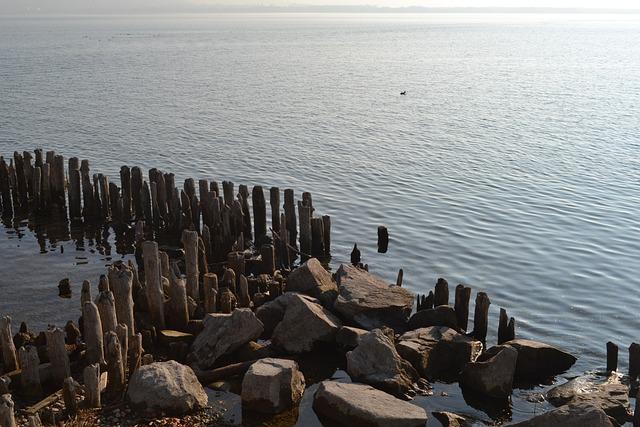 Lake Constance, Lindau, Water, Lake, Germany, Mood