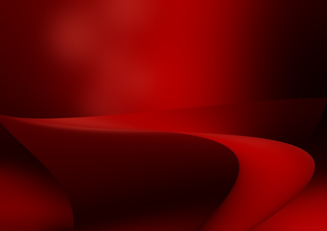 Background, Red, Light, Atmosphere, Away, Line