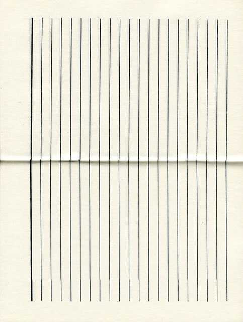 Lined Paper, Yellow Paper, Texture