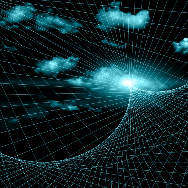 Cd Cover, Cd, Background, Clouds, Futuristic, Lines