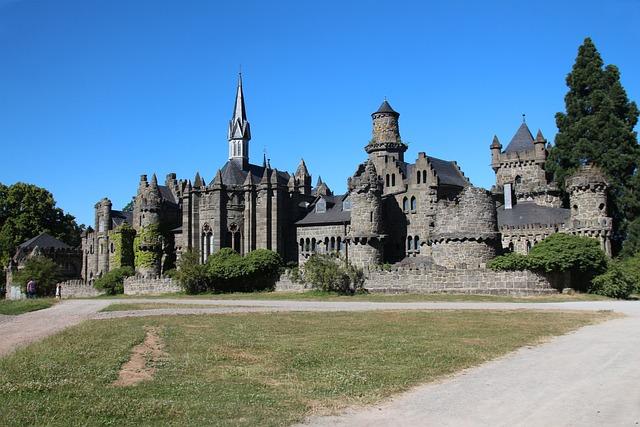 Fortress, Castle, Lion Castle, Middle Ages, Kassel