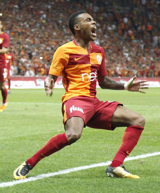 Garry Mendes Rodrigues, Galatasaray, Lion