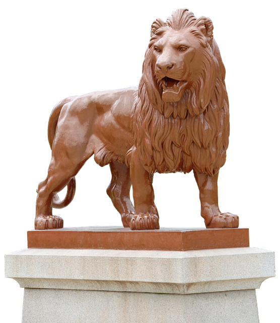 Lion, Monument, King Lion, Sculpture, Statue, Figure