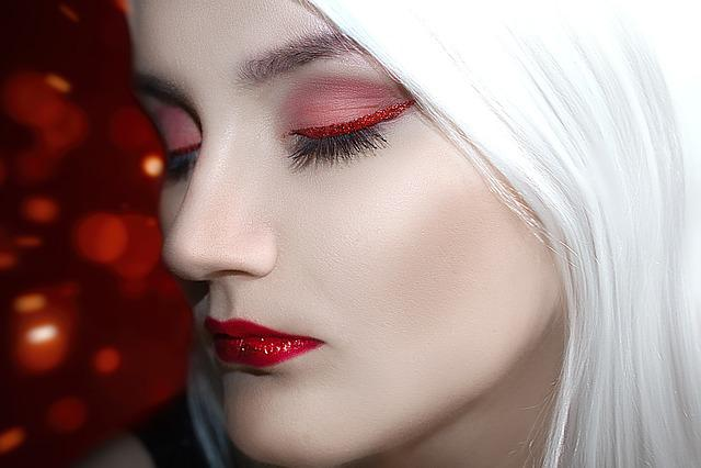 Fashion, Charm, Woman, Lipstick, Style, Lip, Portrait