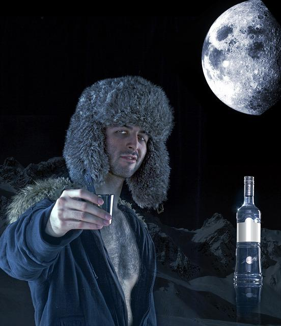 Vodka, Ad, Alcohol, Party, Cocktail, Drink, Liquor