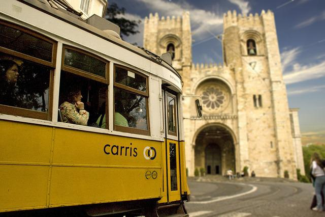 Lisabona, Lisbon Cathedral, Cathedral