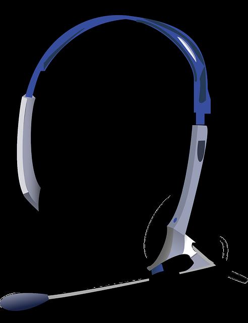 Headset, Head-set, Headphones, Audio, Music, Listening