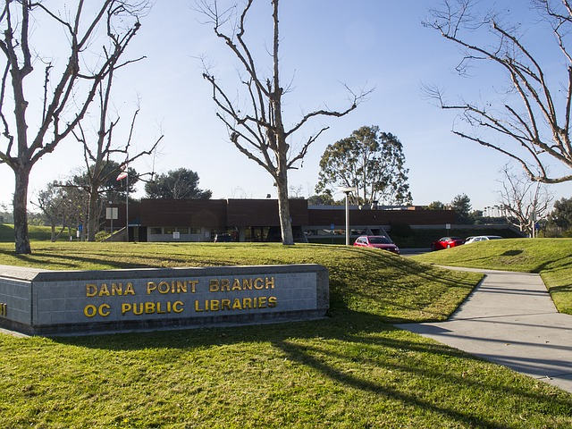 Dana Point, Library, Reading, Literature, Literacy
