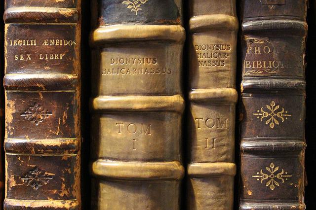 Books, Old Books, Old, Library, Literature, Antique