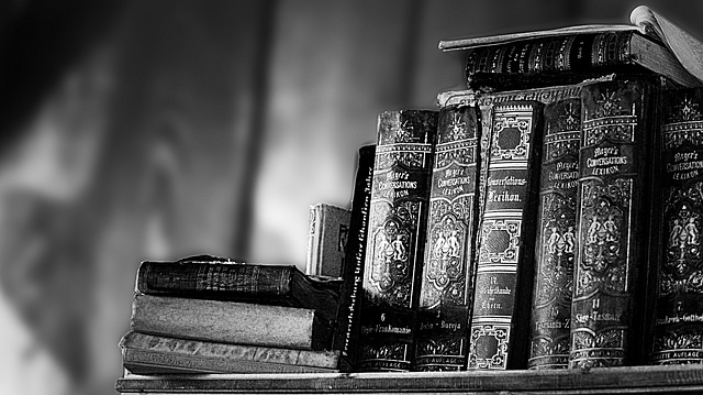 Library, Education, Wisdom, Book Bindings, Literature