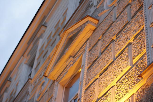 Vilnius, Lithuania, Eastern Europe, Facade, Old Town