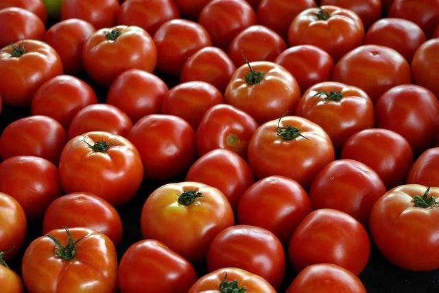 Farm Market Tomatoes, Little Rock, Tomatoes, Vegetables