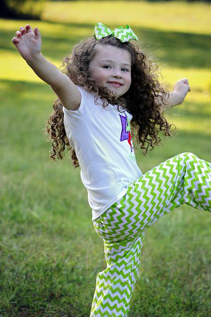 Girl, Smiling, Kid, Cute, Young, Happy, Little, Outdoor