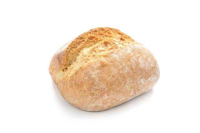 Fresh Bread, Eating, Bread, Loaf, Wheat, Bakery