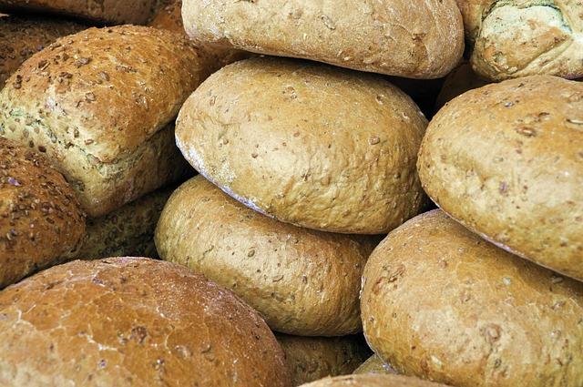 Eating, Bread, Loaf, Tasty