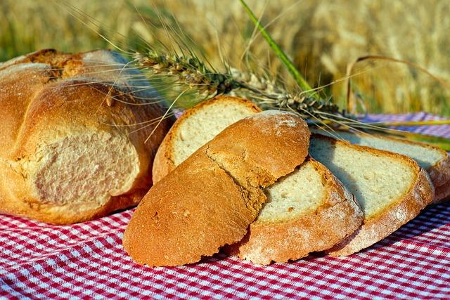 Bread, Farmer's Bread, Loaf Of Bread, Crispy, Food