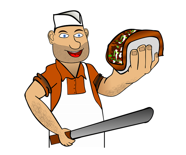 Local, Delivery Service, Snack, Eat, Cooking, Kitchen