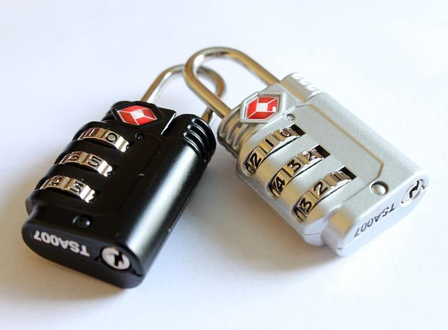 Padlocks, Locks For Bags, Padlocks For Trip, Security