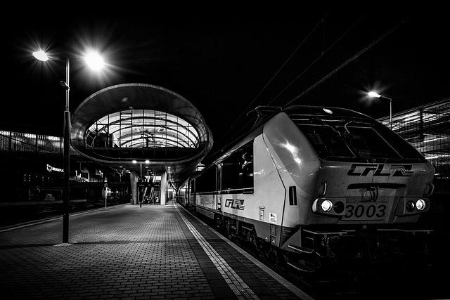 Railway, Locomotive, Loco, Train, Rail Traffic, Rail