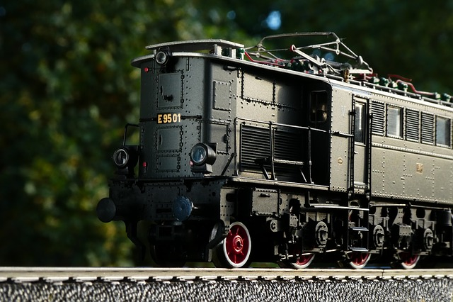 Loco, Electric Locomotive, Model Railway, Toys, Collect