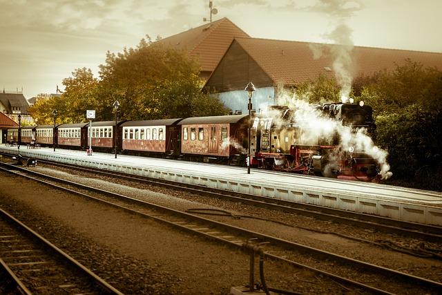 Locomotive, Loco, Train, Steam Locomotive, Railway