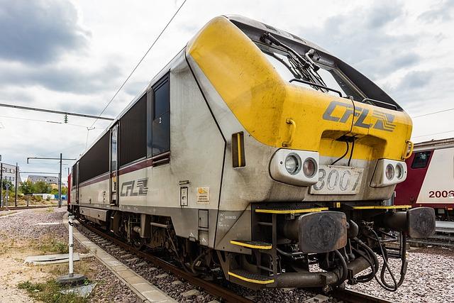 Locomotive, Railway, Loco, Train, Rail Traffic
