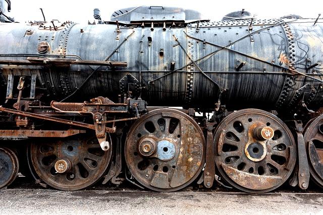 Locomotive, Loco, Railway, Historically