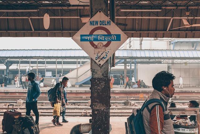 Train, Railway, Locomotive, Station, Railroad