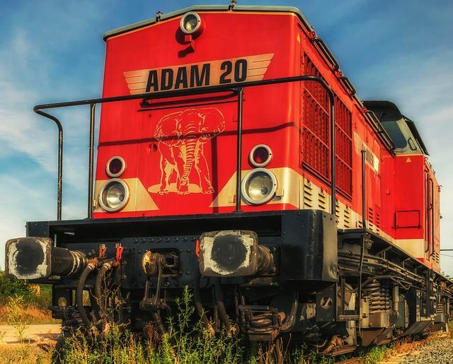 Loco, Diesel Locomotive, Locomotive, Railway